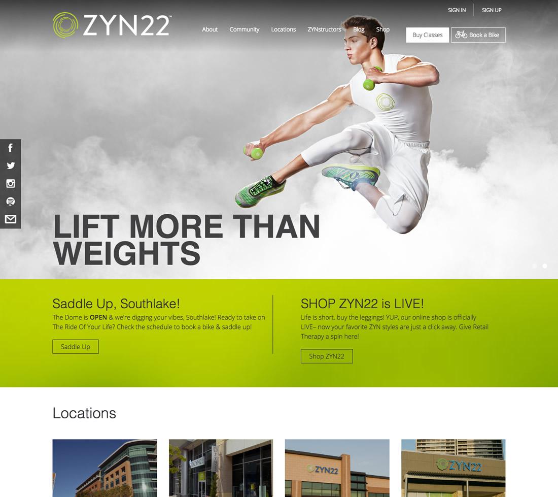 Zyn22homepage