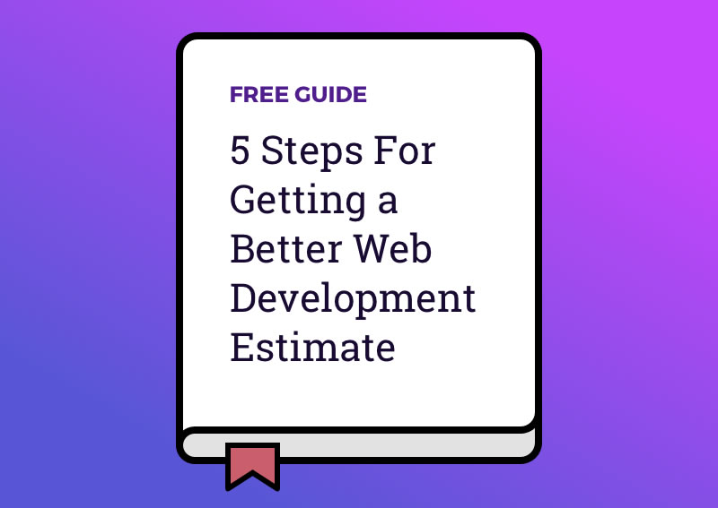 better web development estimate