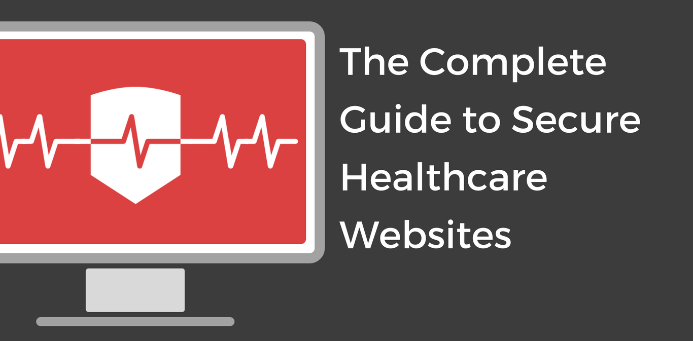 how to build a compliant healthcare website