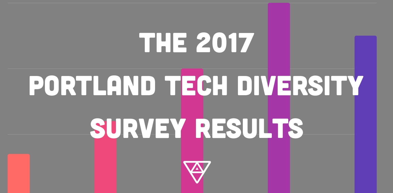 Portland Tech Diversity Survey Results